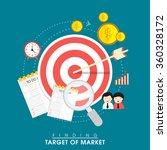creative infographic elements... | Shutterstock .eps vector #360328172