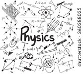 Physics Science Theory Law And...