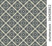 vector seamless pattern | Shutterstock .eps vector #360420812