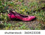 Lost Pink Women's Shoe In Park