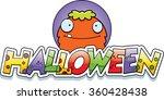 a cartoon illustration of a... | Shutterstock .eps vector #360428438