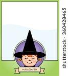 a cartoon illustration of a... | Shutterstock .eps vector #360428465