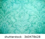 Teal Texture Wall Pattern...