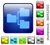 set of shared folders color...
