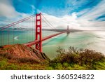 the golden gate | Shutterstock . vector #360524822