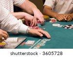 world poker tournament   Shutterstock . vector #3605728