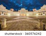 royal palace of aranjuez  main... | Shutterstock . vector #360576242