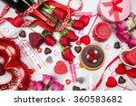 Close Up Of Valentine Day...