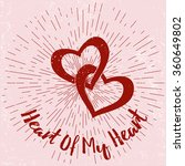 Valentines Day Card  Poster On...