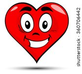 vector illustration of a red...   Shutterstock .eps vector #360706442