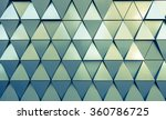 abstract architectural pattern | Shutterstock . vector #360786725