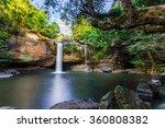 Heawsuwat Water Falls From...