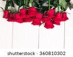 romantic still life with... | Shutterstock . vector #360810302