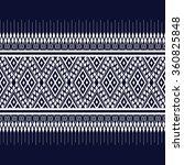 geometric ethnic pattern design ...   Shutterstock .eps vector #360825848