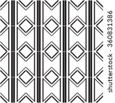 seamless pattern. fabric... | Shutterstock .eps vector #360831386