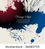 vector old paper | Shutterstock .eps vector #36083755