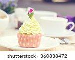 Chocolate Cupcake With...