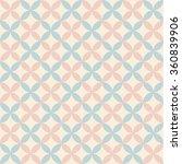 pastel retro seamless pattern. | Shutterstock . vector #360839906