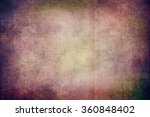 abstract colorful watercolor... | Shutterstock . vector #360848402