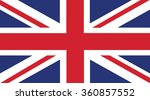 union flag | Shutterstock .eps vector #360857552