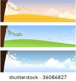 seasonal background for your... | Shutterstock .eps vector #36086827