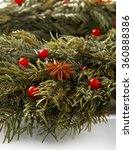 christmas card. new year...   Shutterstock . vector #360888386