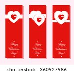banner for design posters or... | Shutterstock .eps vector #360927986