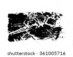 handpaint ink texture background | Shutterstock . vector #361005716