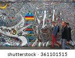berlin  germany   august 26 ... | Shutterstock . vector #361101515