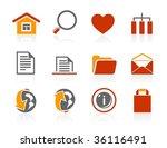 Basic And Internet Icons....