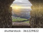 Ancient Arch Window In The...