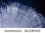 optical fiber abstract... | Shutterstock . vector #361280465