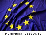 european union flag | Shutterstock . vector #361314752