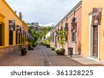 tequila  mexico   january 1...   Shutterstock . vector #361328225