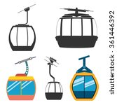 Ski Cable Car