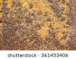 rusty background | Shutterstock . vector #361453406
