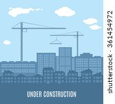 horizontal vector illustration... | Shutterstock .eps vector #361454972