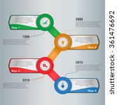 multi purpose infographics... | Shutterstock .eps vector #361476692