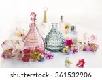 perfume and aromatic oils... | Shutterstock . vector #361532906