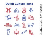 Dutch Culture Icons  Culture...