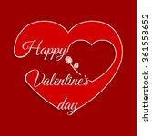 Valentines Day Background...