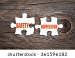 Safety Inspection   Words On...