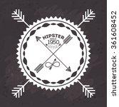 hipster style design    Shutterstock .eps vector #361608452