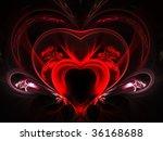 smooth heart   Shutterstock . vector #36168688