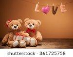 Couple Teddy Bears  Date....