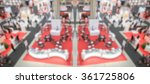 trade show panoramic background ... | Shutterstock . vector #361725806