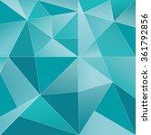 vector background triangular...   Shutterstock .eps vector #361792856