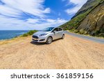 table mountain pass  south... | Shutterstock . vector #361859156