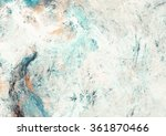 Abstract Beautiful White And...