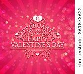 romantic vintage valentines day ...